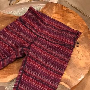 lululemon athletica Pants - Lululemon Wunder Under Pant lll Space Dye Twisted